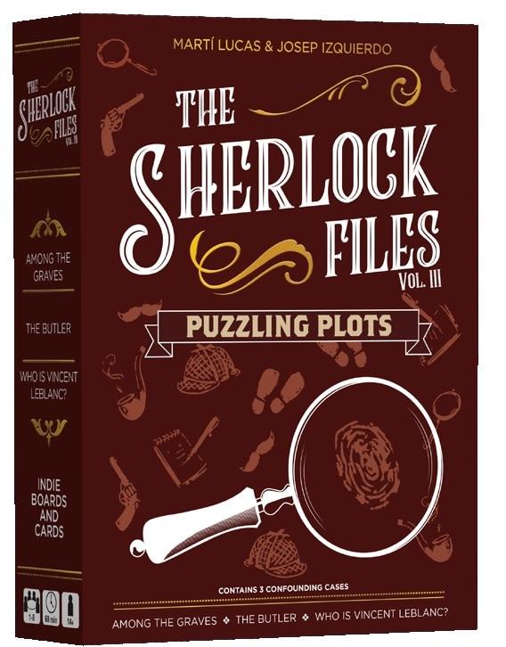 The Sherlock Files: Puzzling Plots