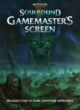 Age of Sigmar: Soulbound RPG - GM Screen