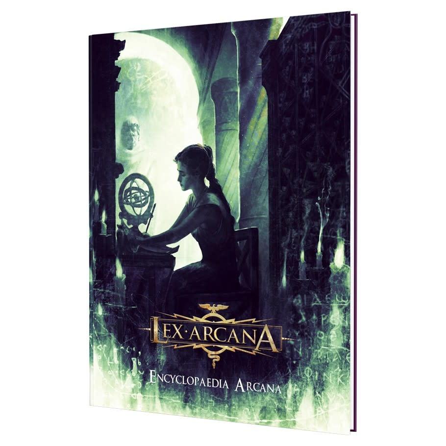 Lex Arcana: Encyclopedia Arcana (HC)