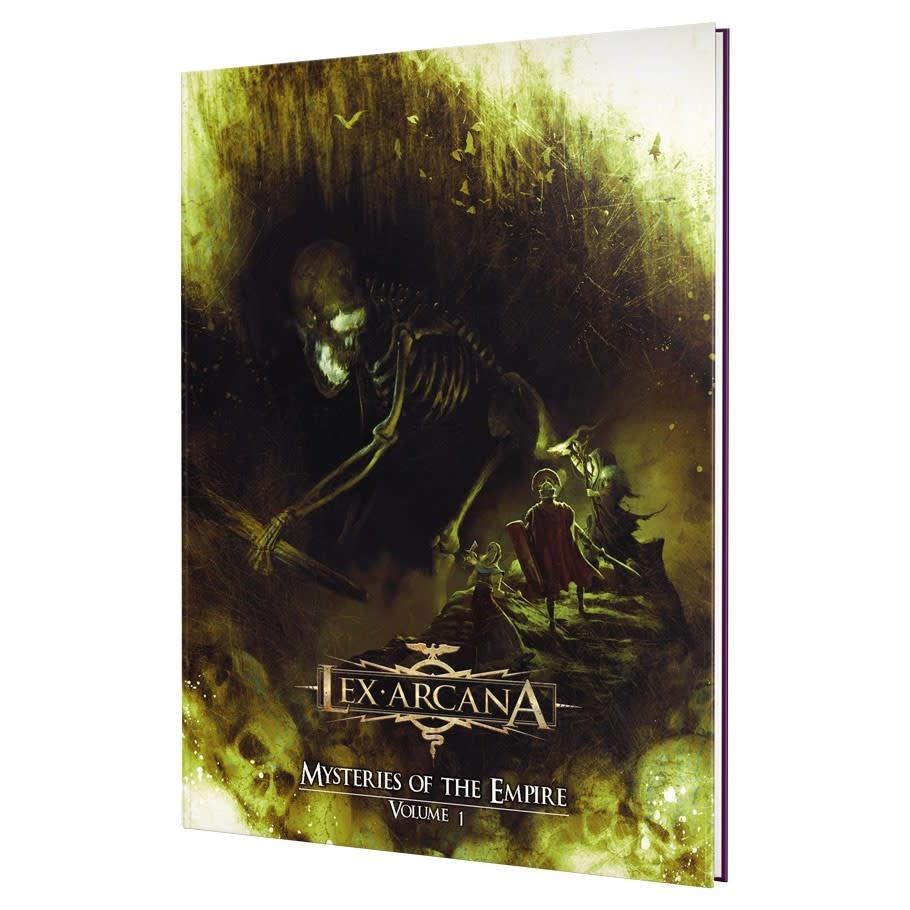 Lex Arcana: Mysteries of the Empire (HC)