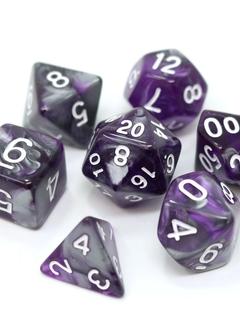 RPG Dice Set: Dark Crystal