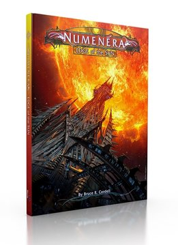 Numenera: Edge of the Sun (HC)