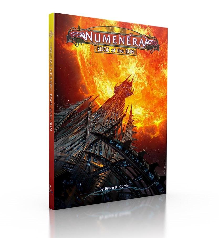 Numenera: Edge of the Sun (HC)