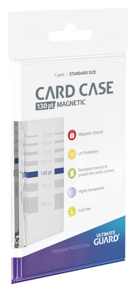 Magnetic Card Case - 130pt