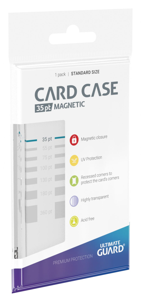 Magnetic Card Case - 35pt