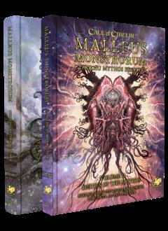 Call of Cthulhu 7E: Malleus Monstrorum Bestiary Set