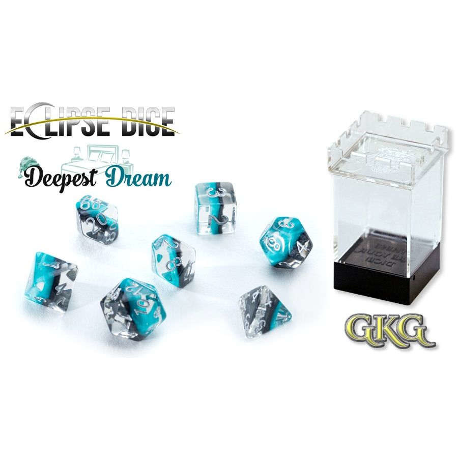 Eclipse Dice Set: Deepest Dreams