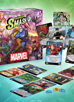 Smash Up: Marvel (EN)