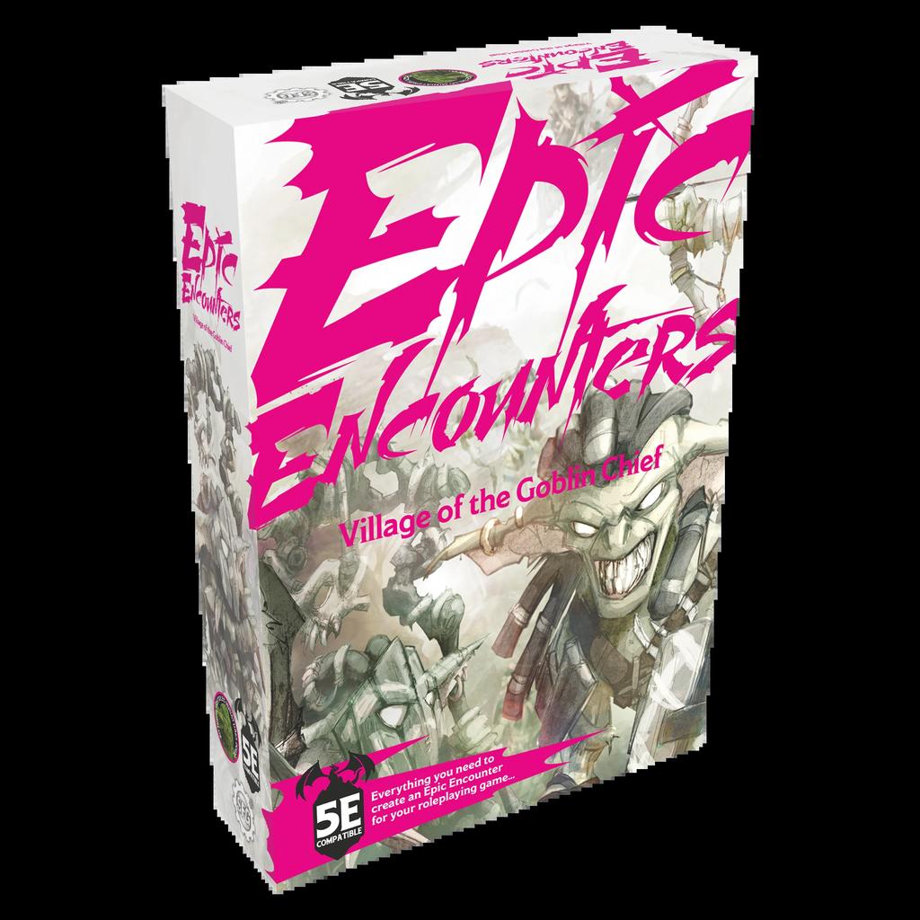 Epic Encounters: Village of the Goblin Chief for 5E