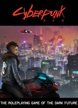 Cyberpunk Red (HC)