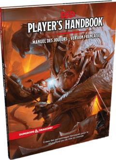Donjons & Dragons: Manuel des Joueurs (FR)