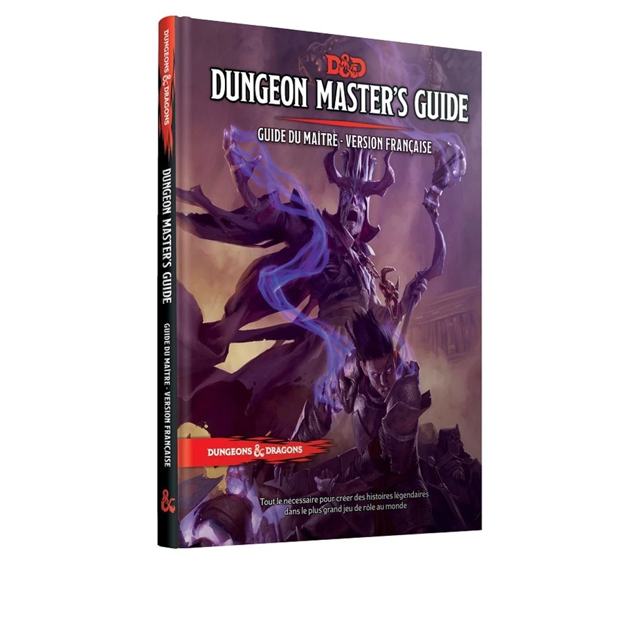 Donjons & Dragons: Guide du Maitre (FR)