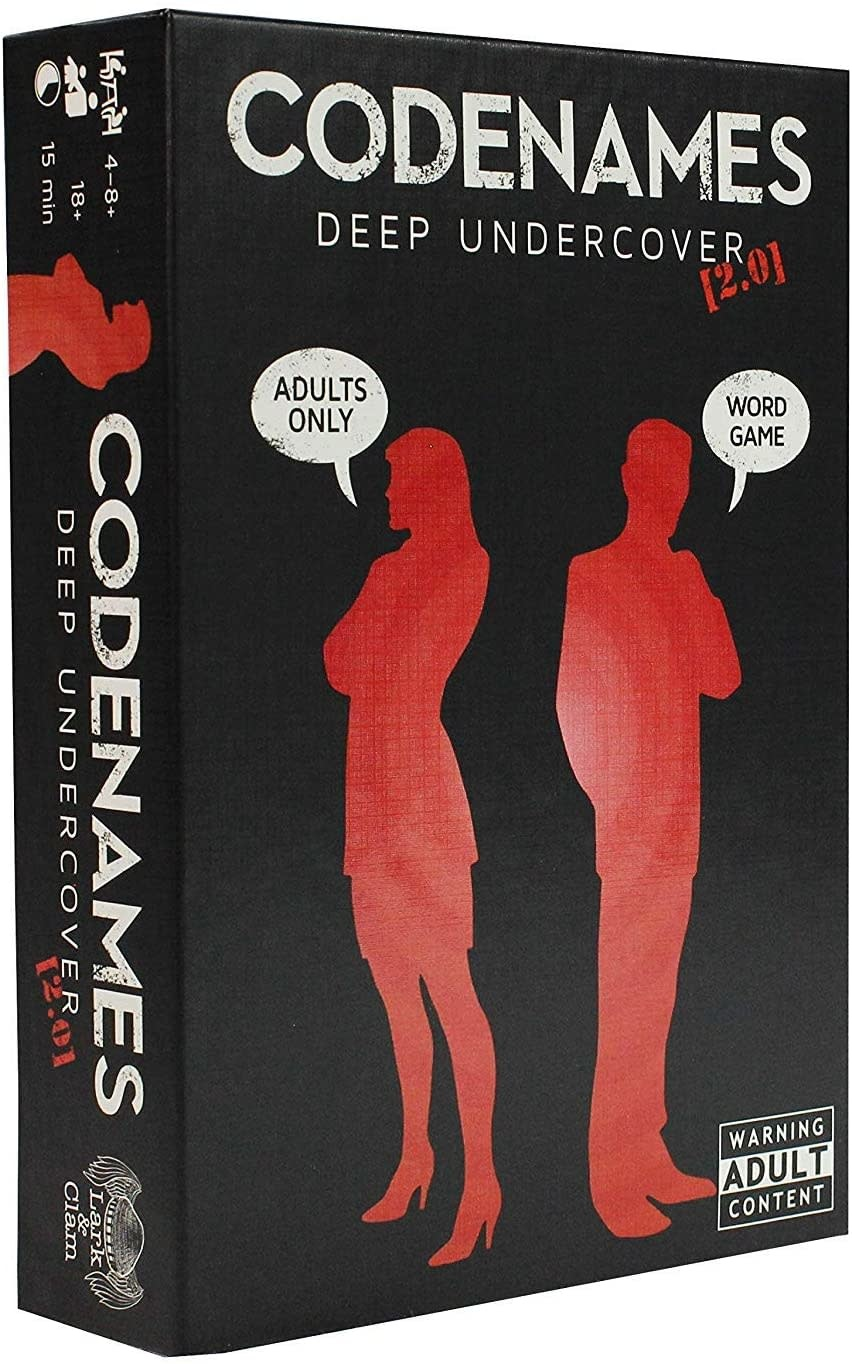 Codenames: Deep Undercover 2.0