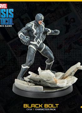 Marvel Crisis Protocol: Black Bolt & Medusa Character Pack