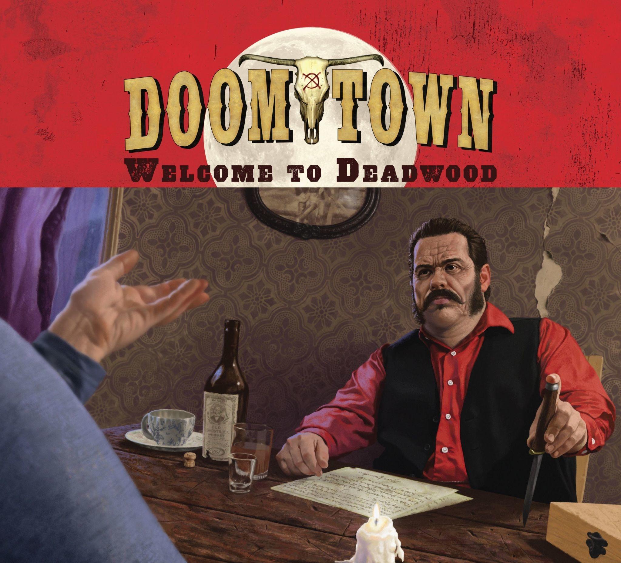 Doomtown: Welcome to Deadwood