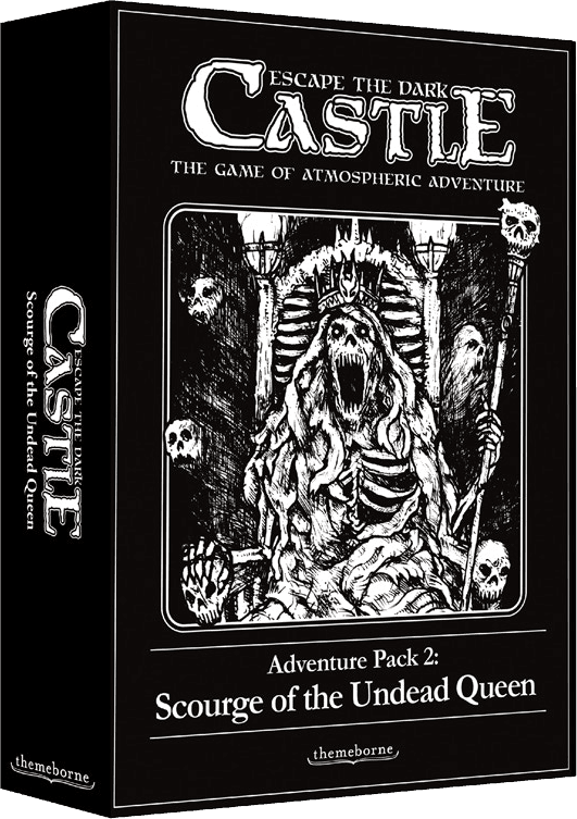 Escape the Dark Castle: Scourge of the Undead Queen Exp.