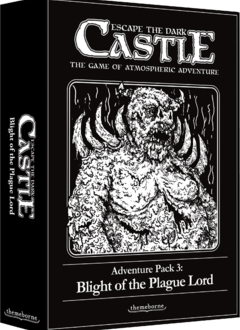 Escape the Dark Castle: Blight of the Plague Lord Exp.