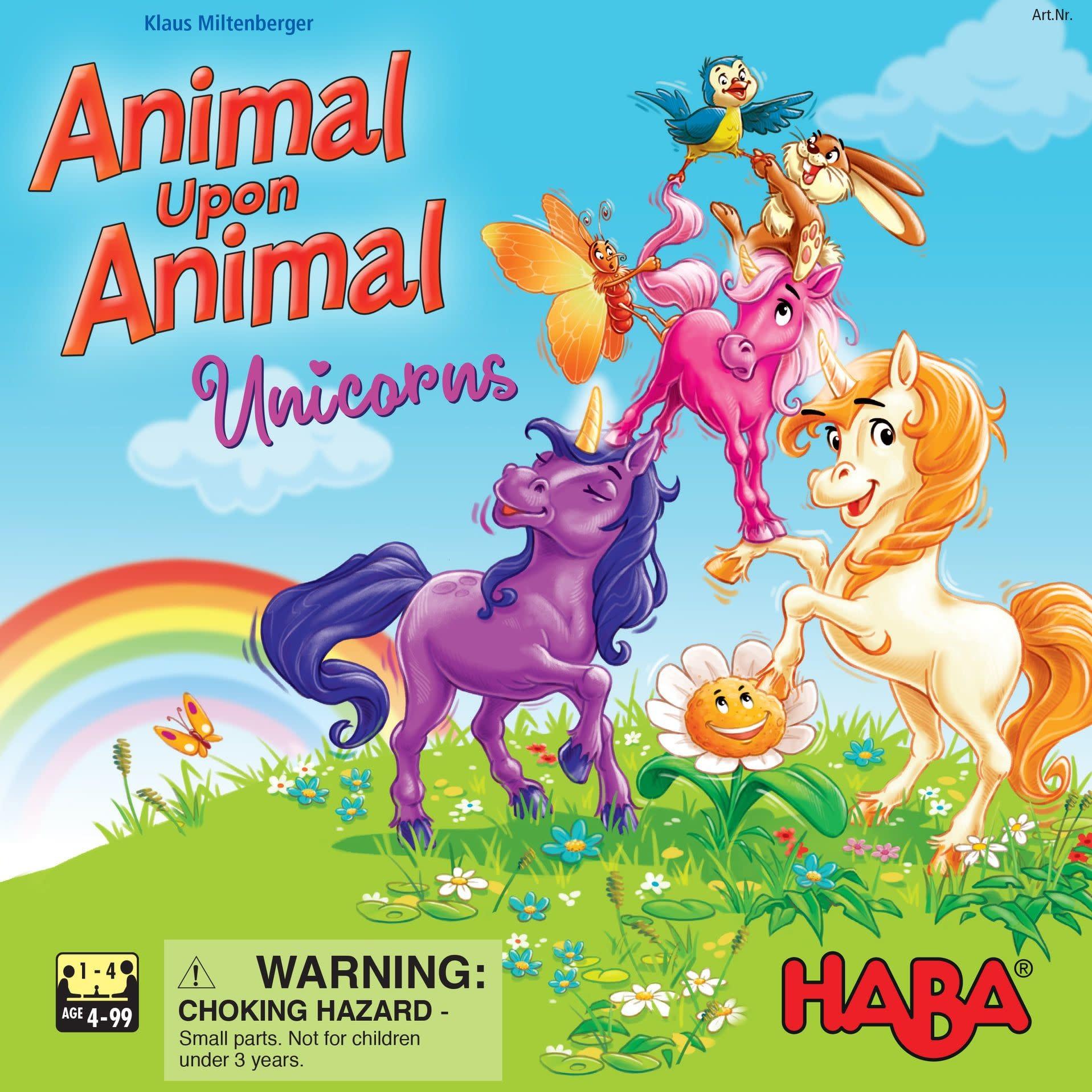 Animal Upon Animal: Unicorns (Multi)