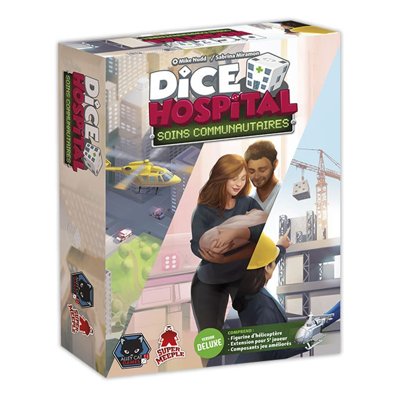 Dice Hospital: Soins Communautaires Deluxe (FR)