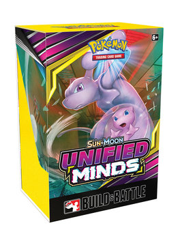 Pokemon Unified Minds Build and Battle