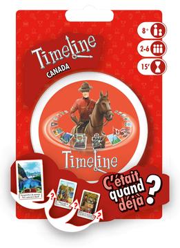 Timeline: Canada (Eco-Blister) (FR)