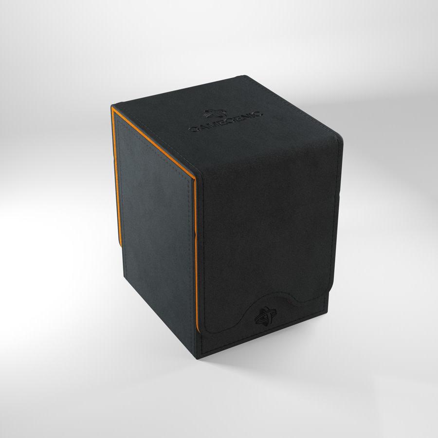 Deck Box: Squire Black Exclusive Edition 2021
