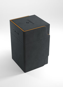 Deck Box: Watchtower Black Exclusive Edition 2021