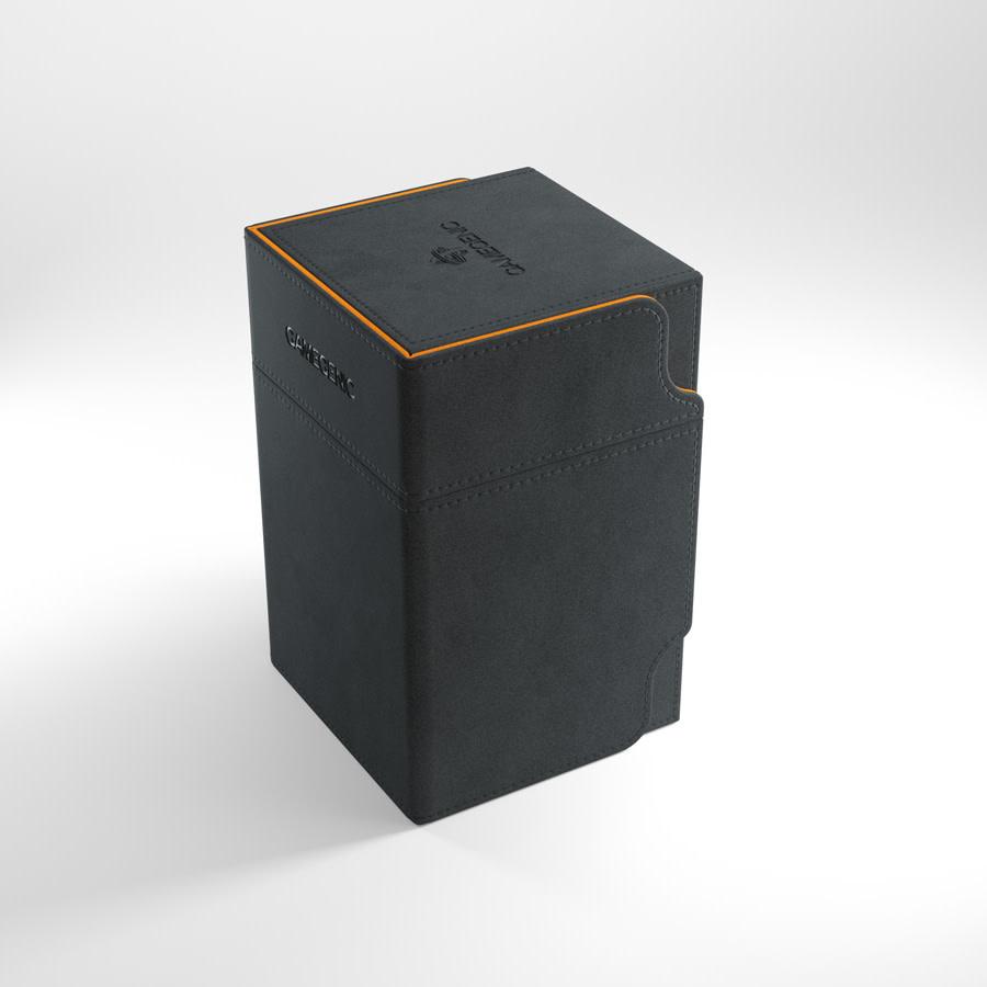 Deck Box: Watchtower Black Exclusive Edition 2021