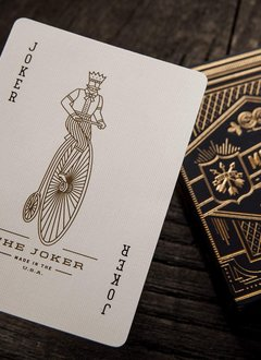 Theory 11 Card Deck Monarchs