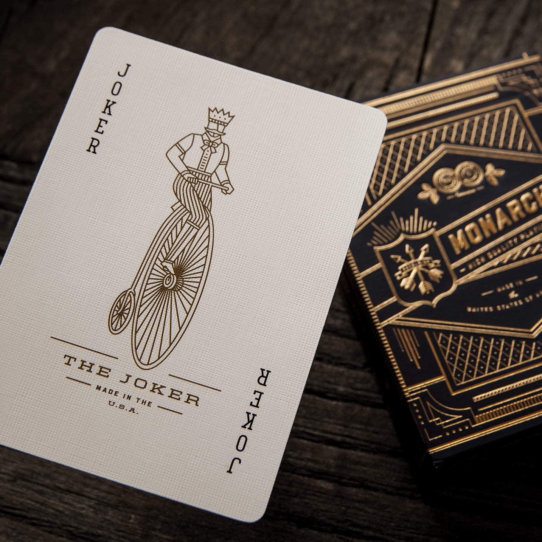 Card Deck: Monarchs