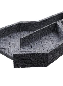 Warlock Tiles: Dungeon Tile III - Angles