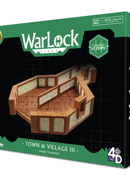 Warlock Tiles: Town & Village III - Angles