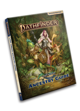Pathfinder 2E: Lost Omens - Ancestry Guide (HC)