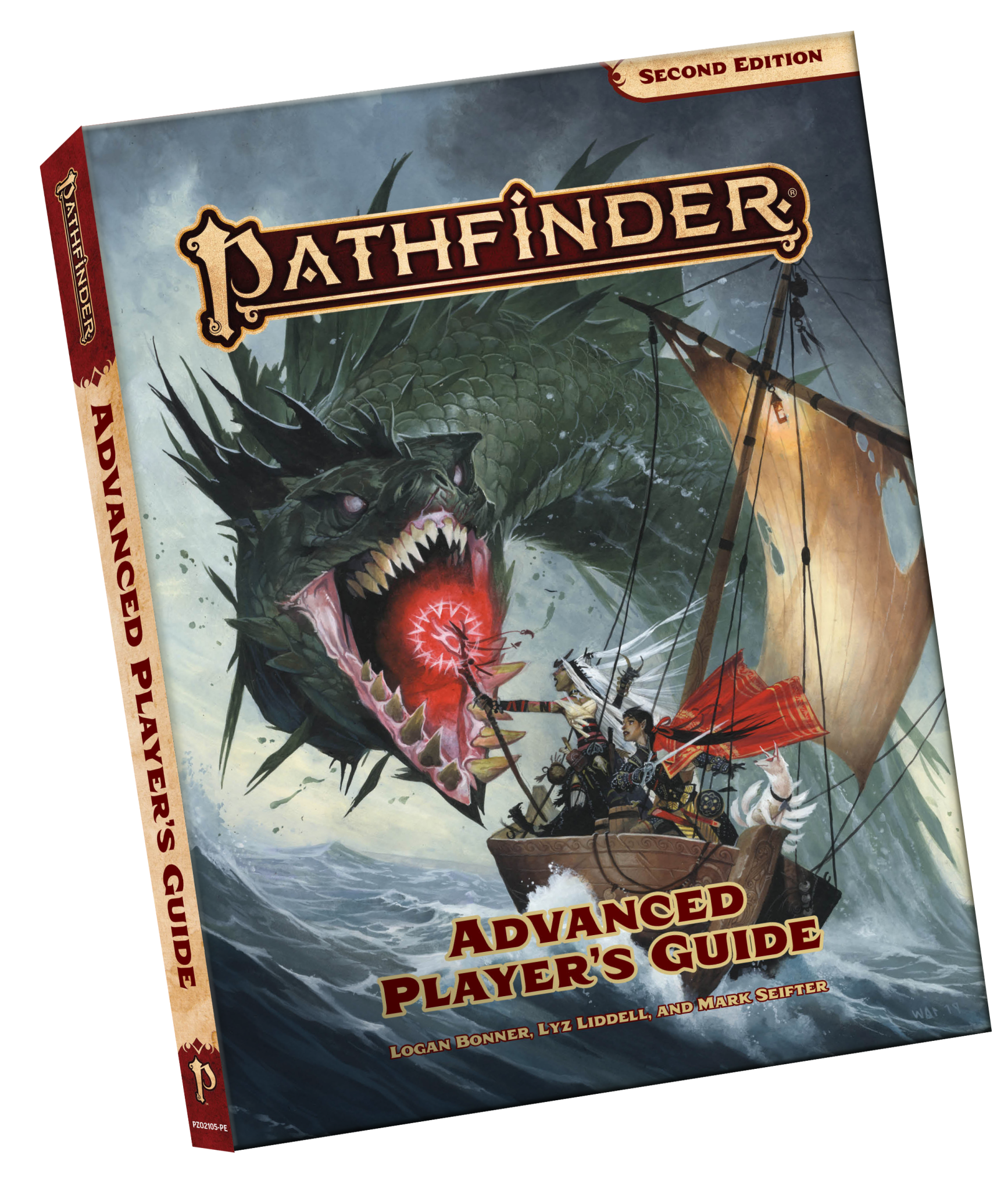 Pathfinder 2E: Advanced Player's Guide Pocket Edition (SC)