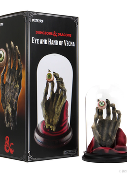 D&D Icons: Eye and Hand of Vecna