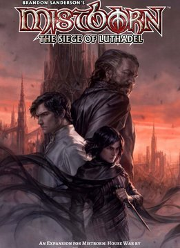 Mistborn: House War - The Siege of Luthadel Exp.