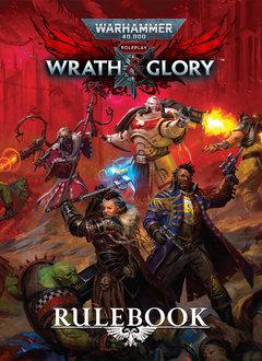 Warhammer 40K RPG: Wrath & Glory - Rulebook Revised (HC)