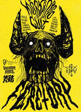 Mork Borg Cult: Feretory