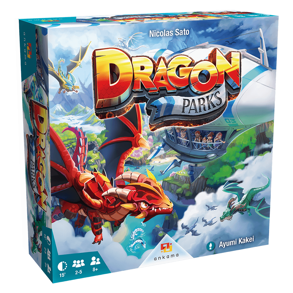 Dragon Parks (VF)