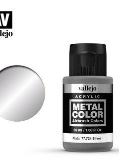 Vallejo Metal Color: Silver (Air 32ml)