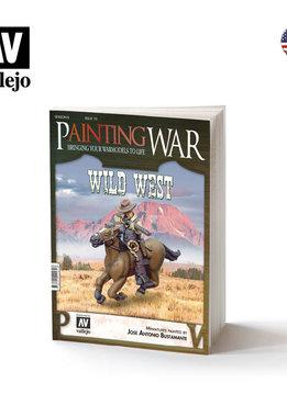 PaintingWar: Wild West