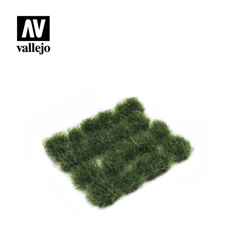Scenery: Wild Tuft - Strong Green (Extra Large)