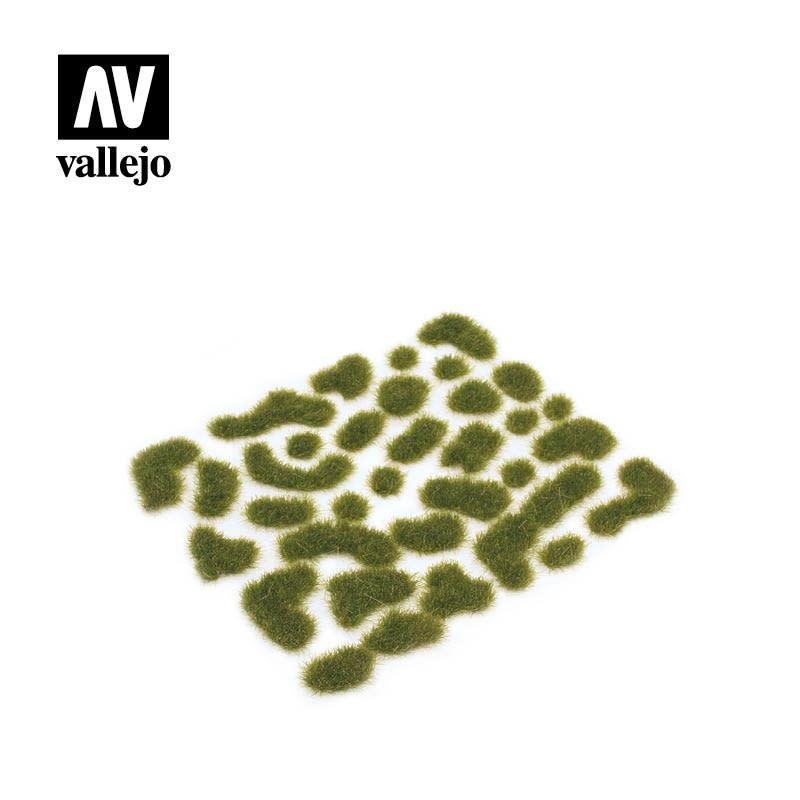 Scenery: Wild Tuft - Dry Green (Small)