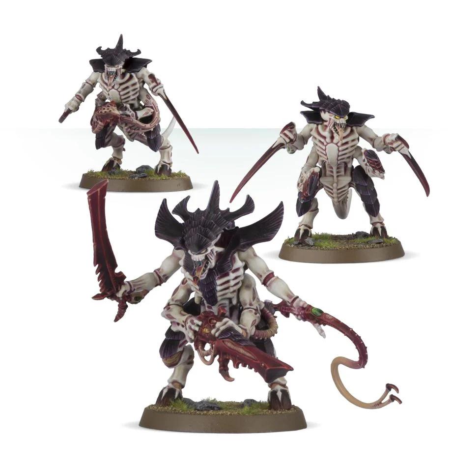 Tyranid Warriors