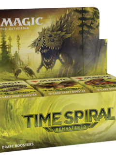 Time Spiral Remastered - Draft Booster Box