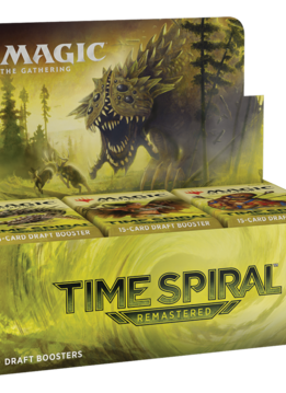 Time Spiral Remastered - Draft Booster Box (19 mars)