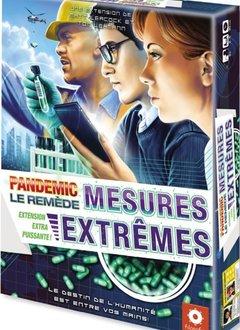 Pandemic: Le Remède - Ext. Mesures Extrêmes