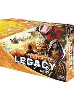 Pandemic Legacy (Yellow Edition) S2