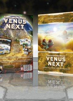 Terraforming Mars: Venus Next (EN)