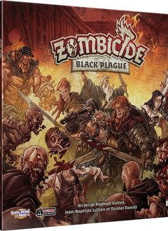 Zombicide Black Plague (FR)